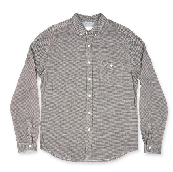 Men's life/after/denim Kroner Shirt / Weed