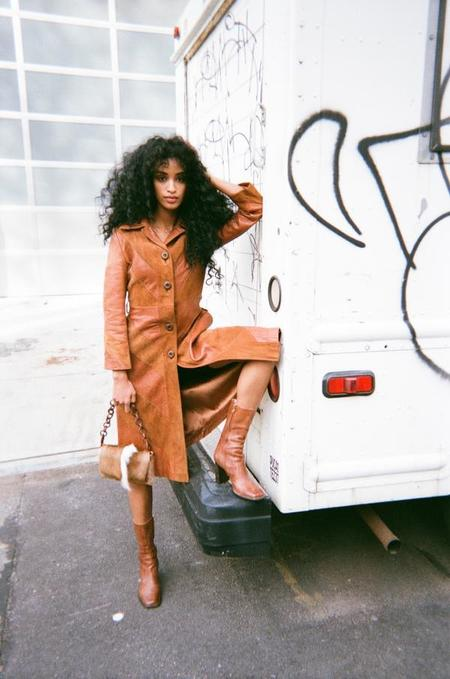 Brother Vellies Lauryn Boot - Whiskey