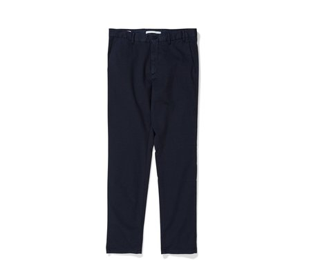 Norse Projects Aros Slim Light Stretch Pant - Dark Navy