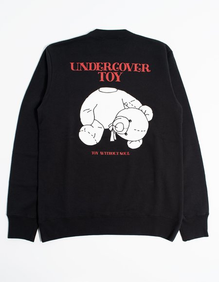 UNDERCOVER Toy Sweat Shirt - Black