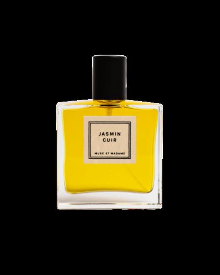 Musc et Madame Jasmin Cuir Perfume