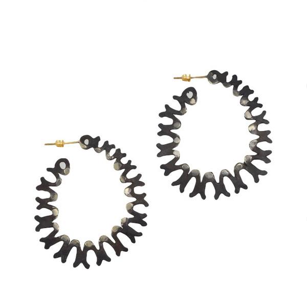 Amy Nordstrom Soleil Noir Earrings