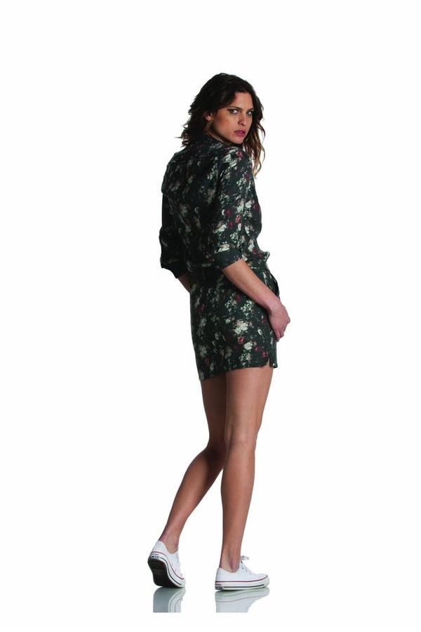 Etienne Marcel Tunic Dress - Floral