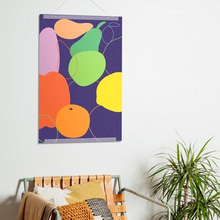 Poketo Mixed Fruit Print
