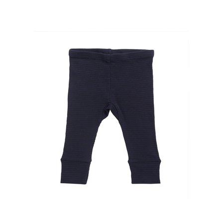 Kids Caramel Hampton Trousers - Dark Navy