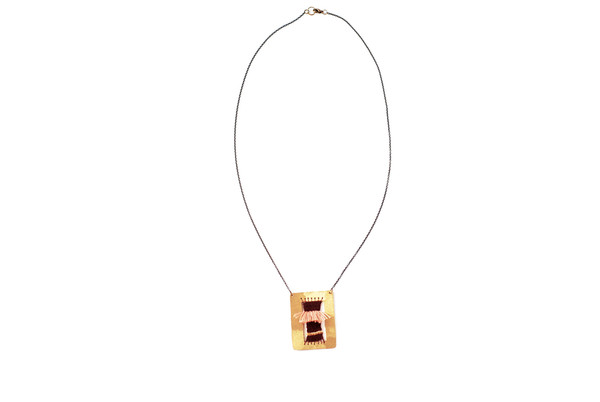 Geography 541 - Carmel Necklace