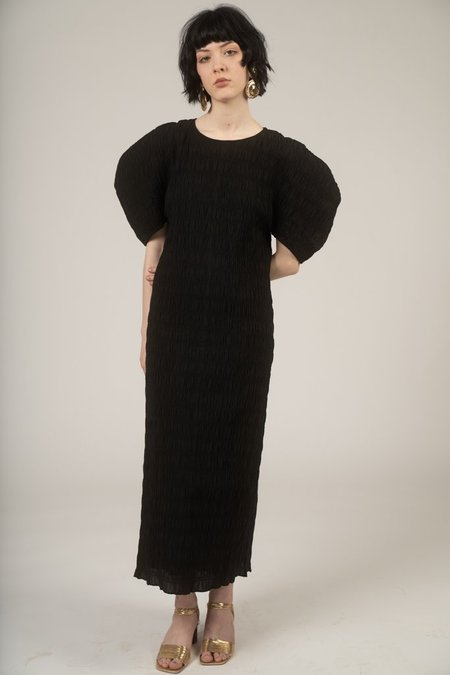 Mara Hoffman Aranza dress - black