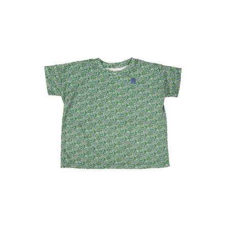 Kids Tambere Bellin T-Shirt - Green Floral