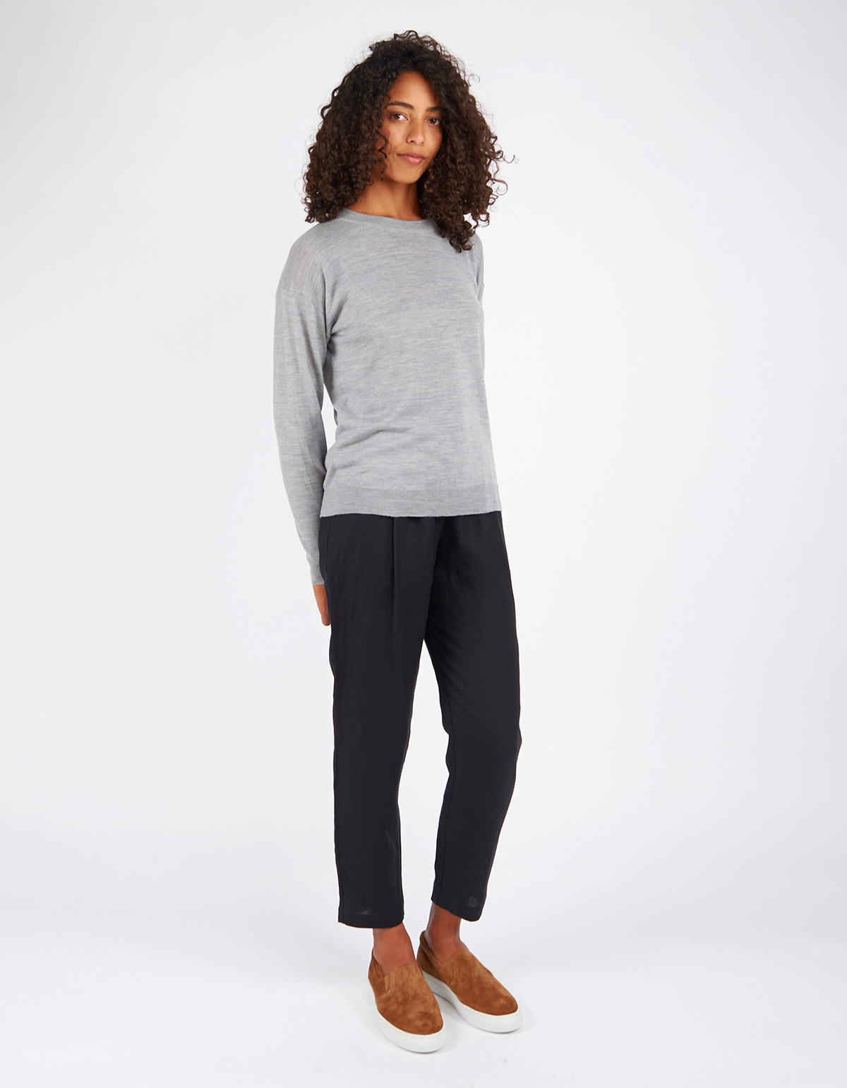 filippa k merino collar top