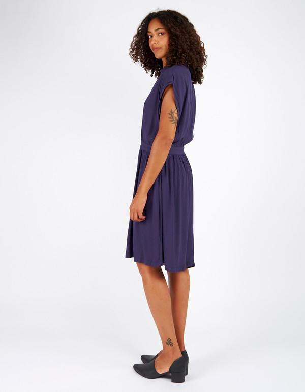 Minimum Kirsa Dress Galaxy Blue