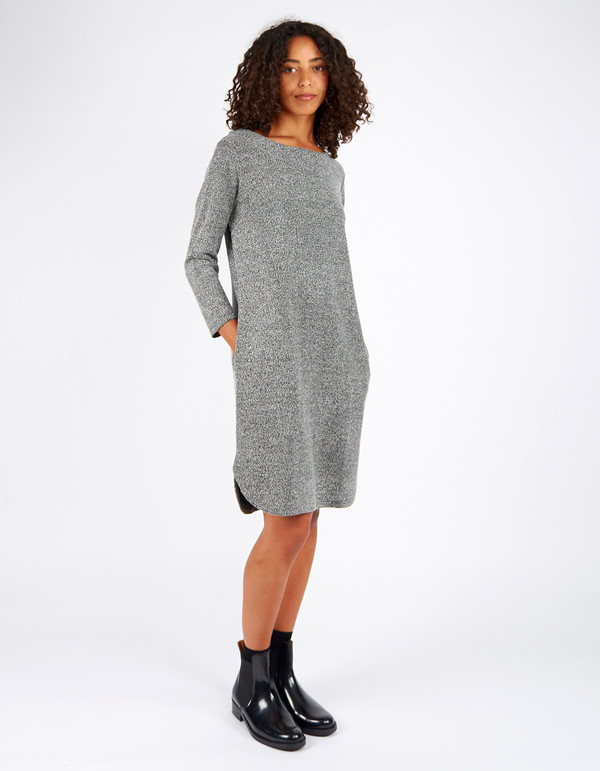 Minimum Valgerd Dress Black