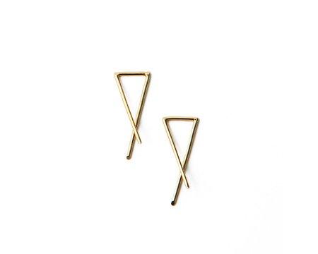 MAU Jewelry Slip On Earrings