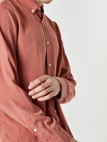 Wax London Redwood Bampton Shirt