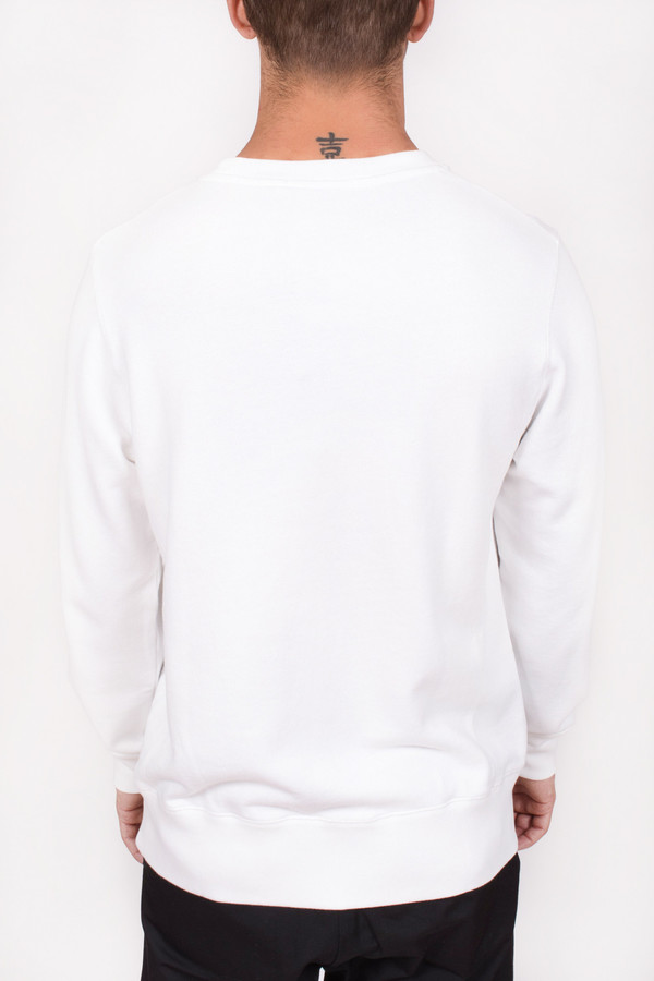 Men's Hope Hector Sweater White