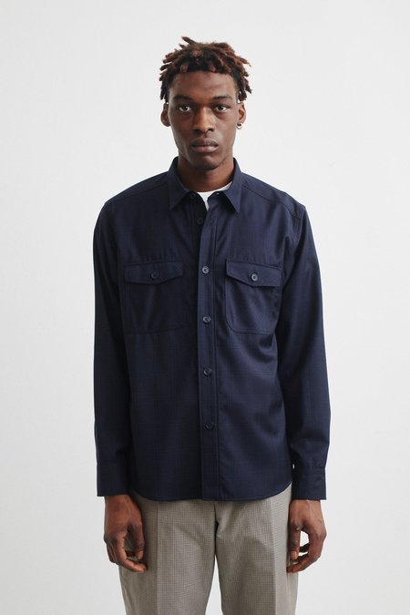 A Kind of Guise Chambers shirt - dark check