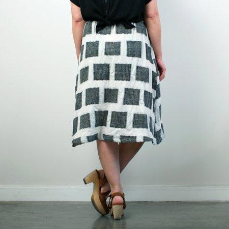 Pillar Lille Skirt, Square Weave
