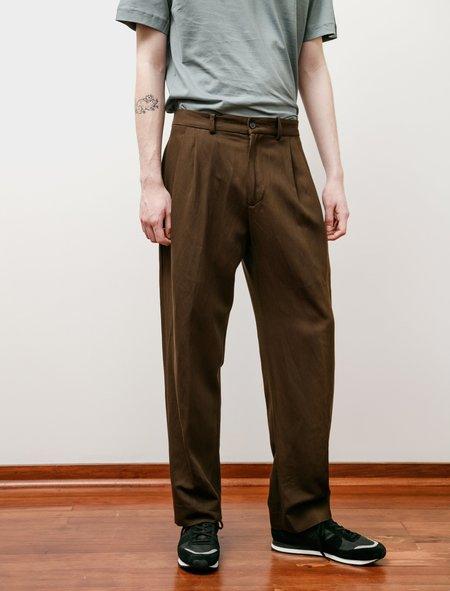 Stephan Schneider Praxis Trousers - Brown