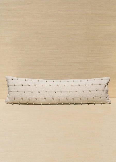 Territory Lumbar Pillow - Cream