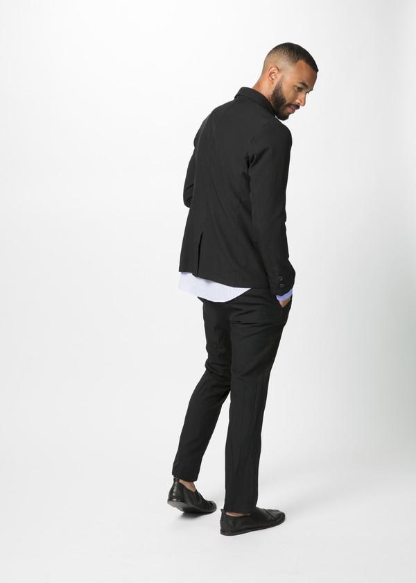 Men's Sage de Cret Buttoned Blazer