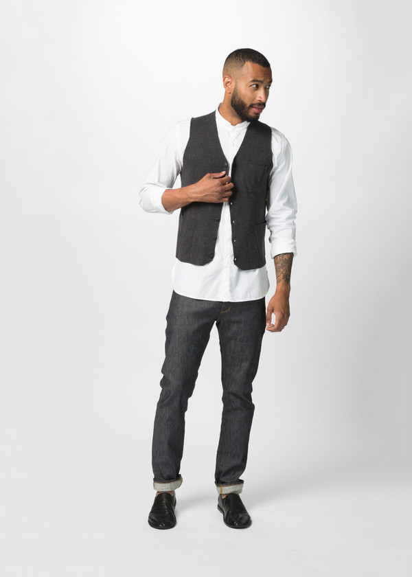 Men's Hannes Roether Gismo Vest