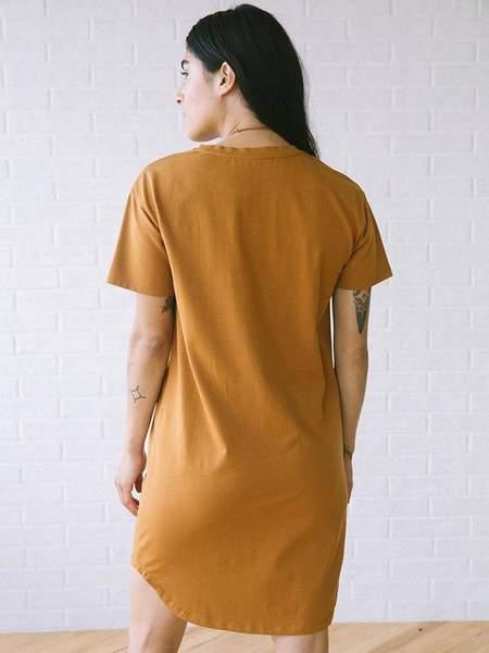 Tradlands Baja T-shirt Dress - Sienna