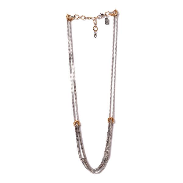 ALYNNE LAVIGNE - Cage Link Necklace