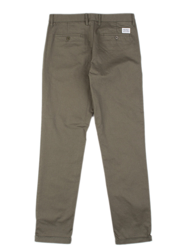 Men's Norse Projects Aros Heavy Chino Dried Olive