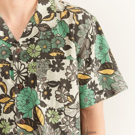 Mother Denim The Hooky Shirt - Camouflage
