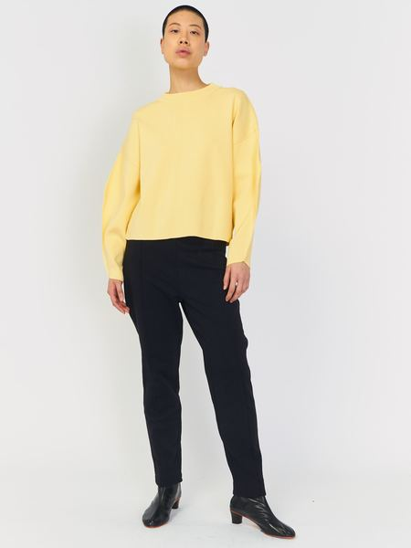 Rus Eclipse Pullover - Butter