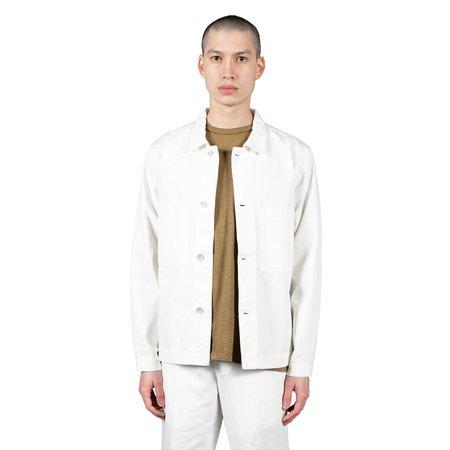 Knickerbocker Chore Shirt - Natural