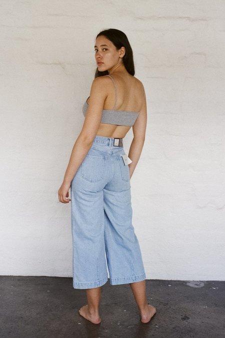 NEUW Paris Crop Jeans - Fille Blue