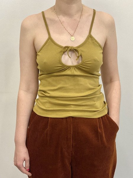 By Signe Sun Tank Top - Chartruese