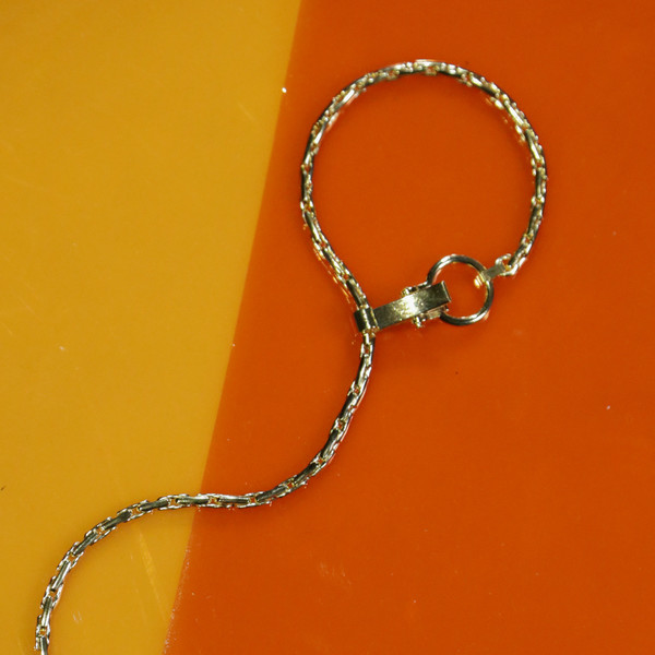 Alynne Lavigne Retrograde Necklace