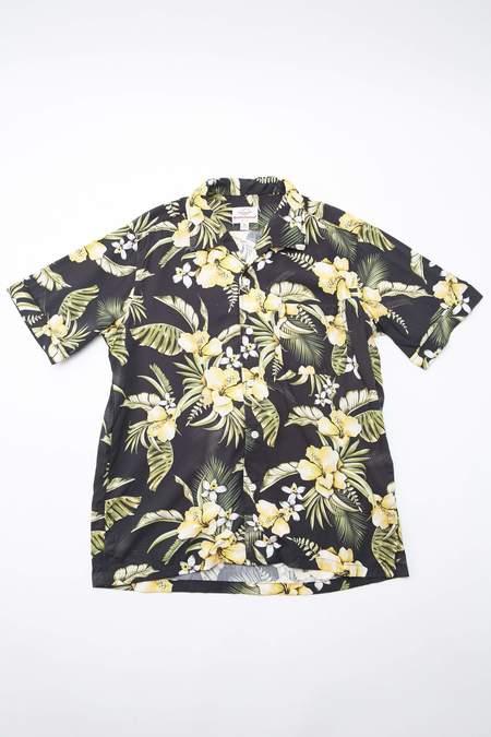 Battenwear Zuma Shirt - Flower Print