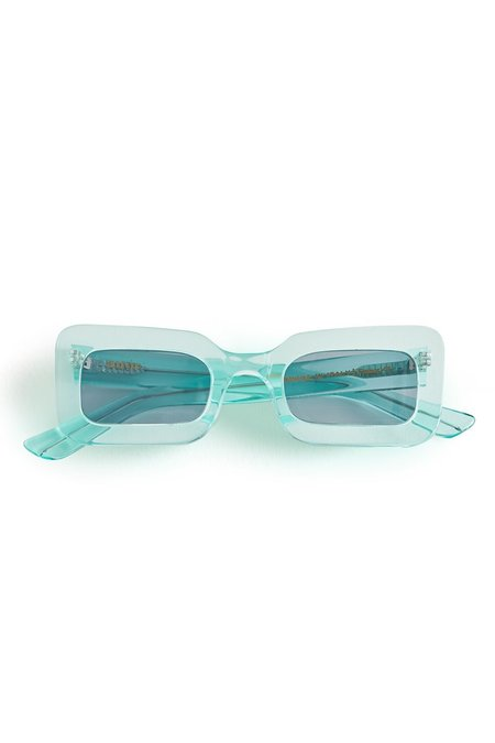 Auór Franca' Sunglasses -Seaglass