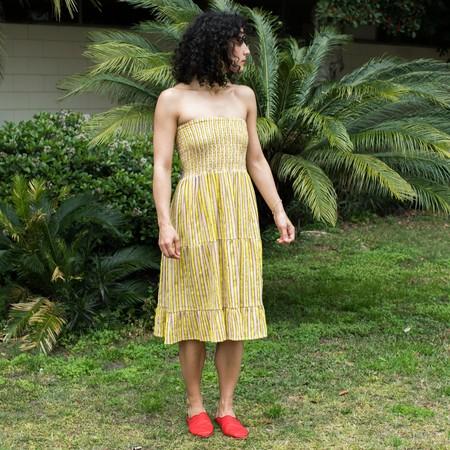 Ace & Jig Daphne Skirt Dress - Avalon