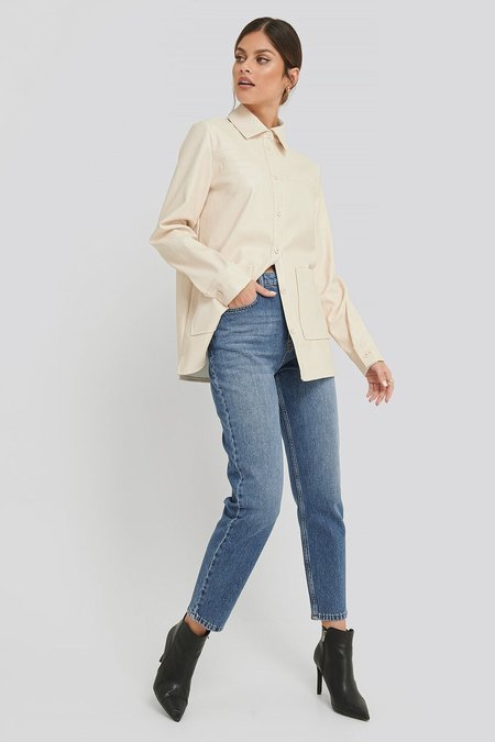NA-KD Mom Jeans