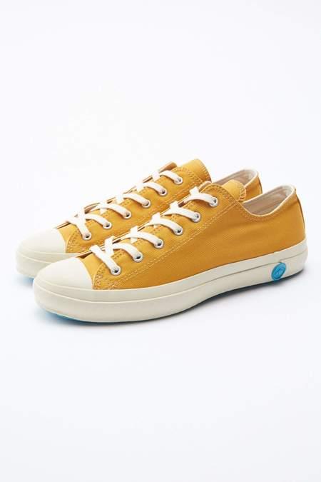 Shoes Like Pottery 01JP LOW SNEAKER - Mustard Yellow