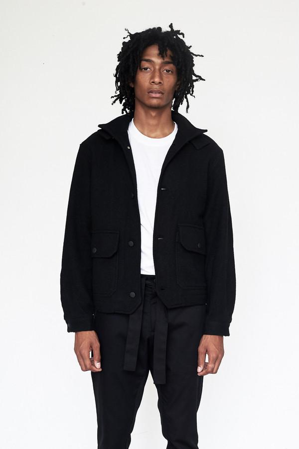 Unisex Assembly New York Wool Vineyard Jacket