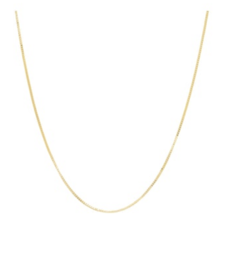 Tai Barely There Necklace - 14kt Gold