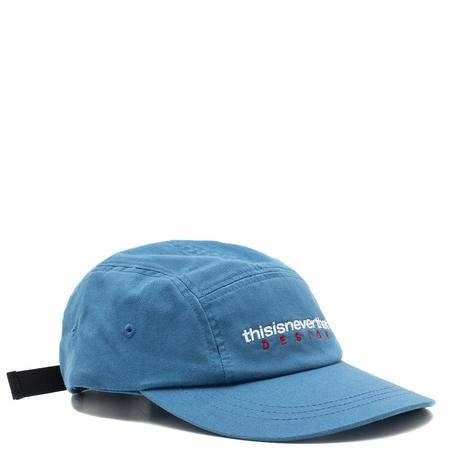 thisisneverthat DSN-Logo Camp Cap - Blue
