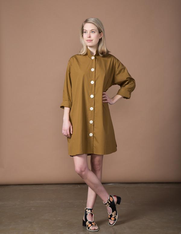 SBJ Austin Stacey Dress - Mocha