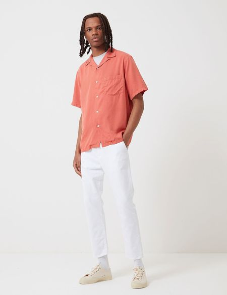 Portuguese Flannel Dogtown Shirt - Pink