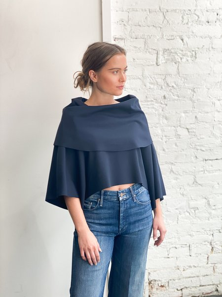 PLANET Jackie O Top - Midnight