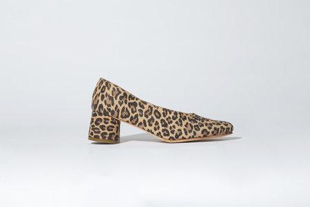 Zou Xou Belen Pump - Leopard