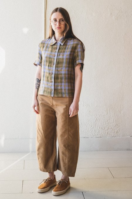 CAWLEY STUDIO SUNNY LINEN SHIRT