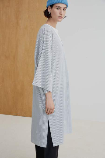 Kowtow Project Dress - Stripe