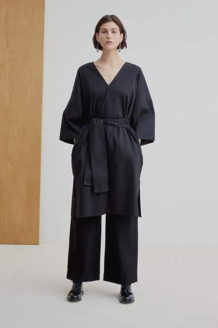 Kowtow Project Dress - Black