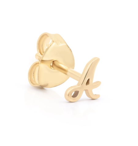 By Charlotte Earring - 14k Gold