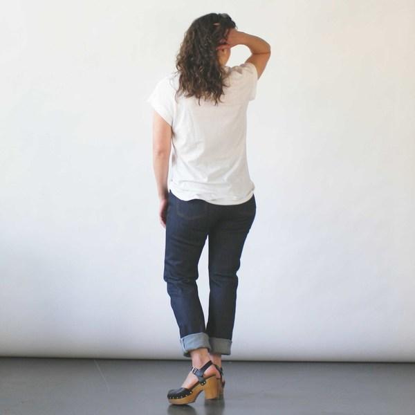 Raleigh Denim Workshop Dare Jeans